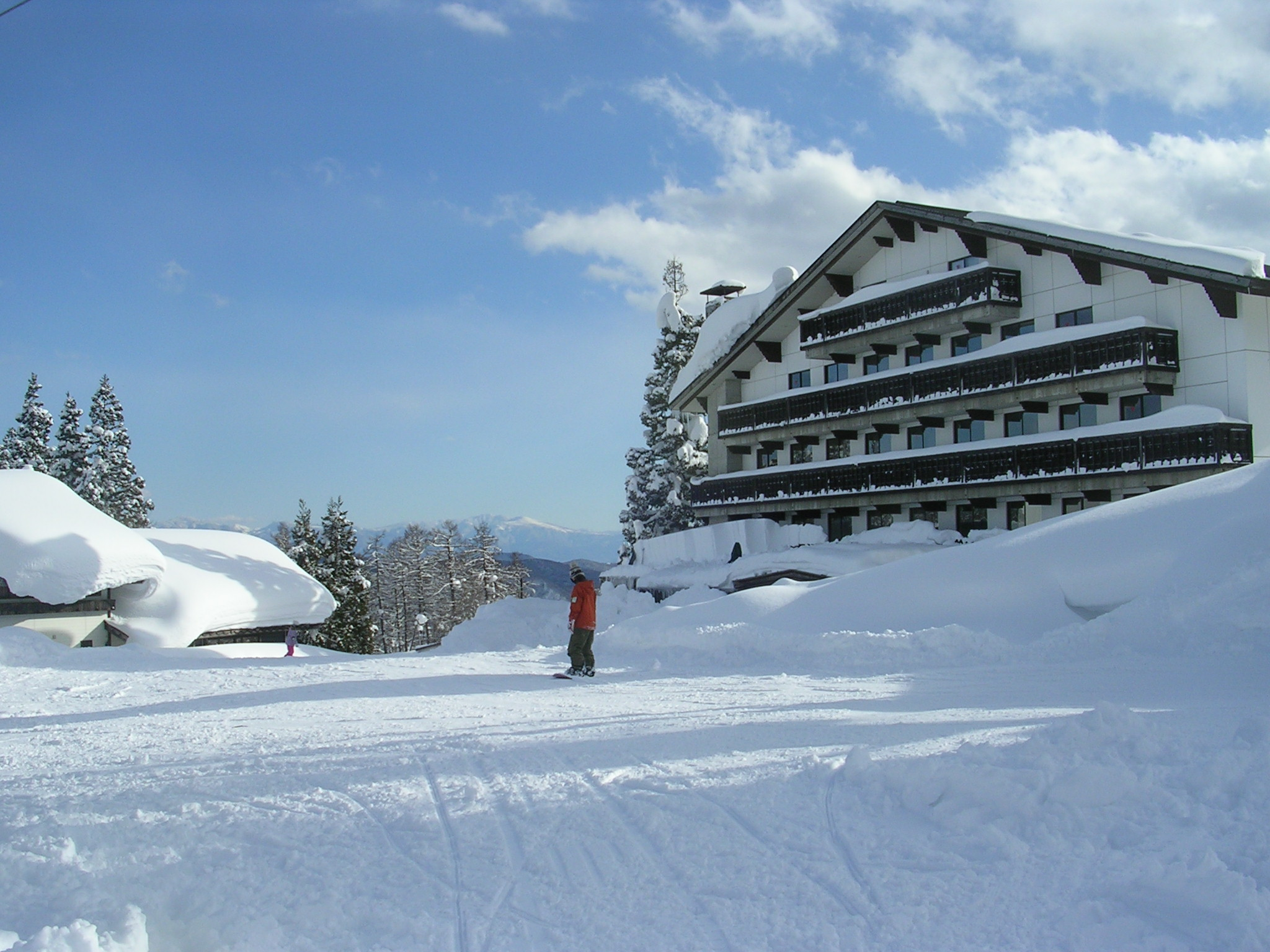 Resort Hotel Alp