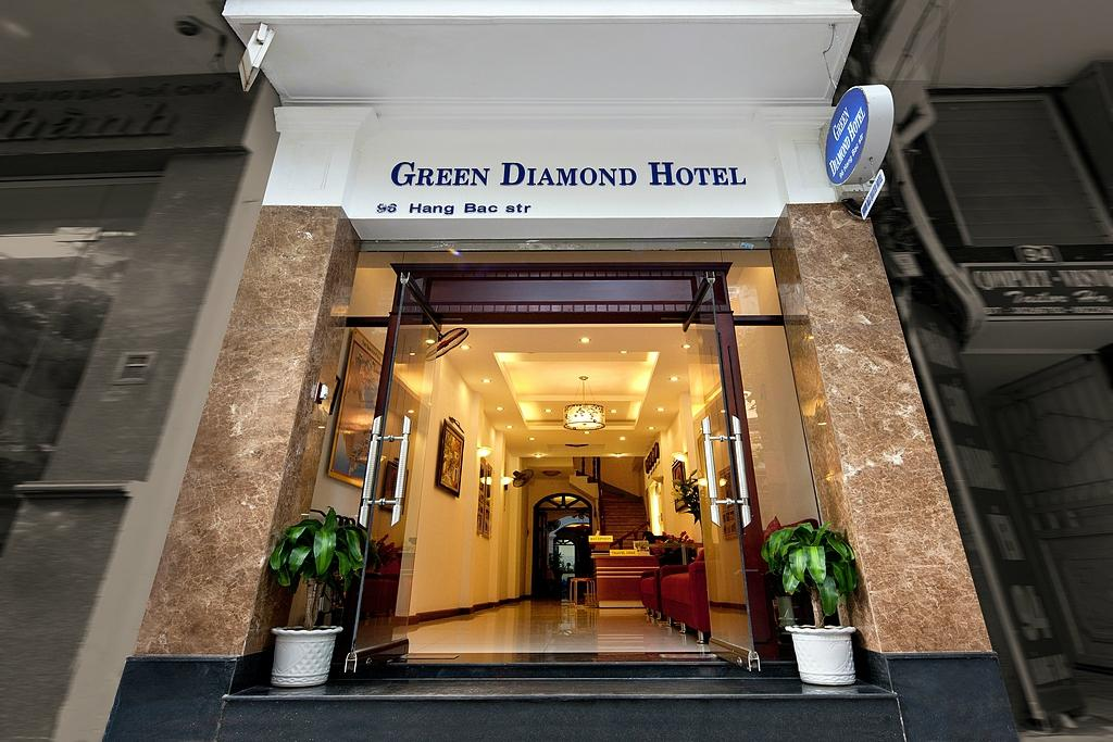 ‪Green Diamond Hotel‬