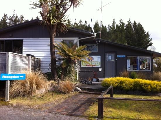 Tongariro Holiday Park