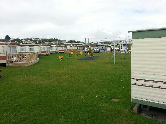Salthill Caravan Park