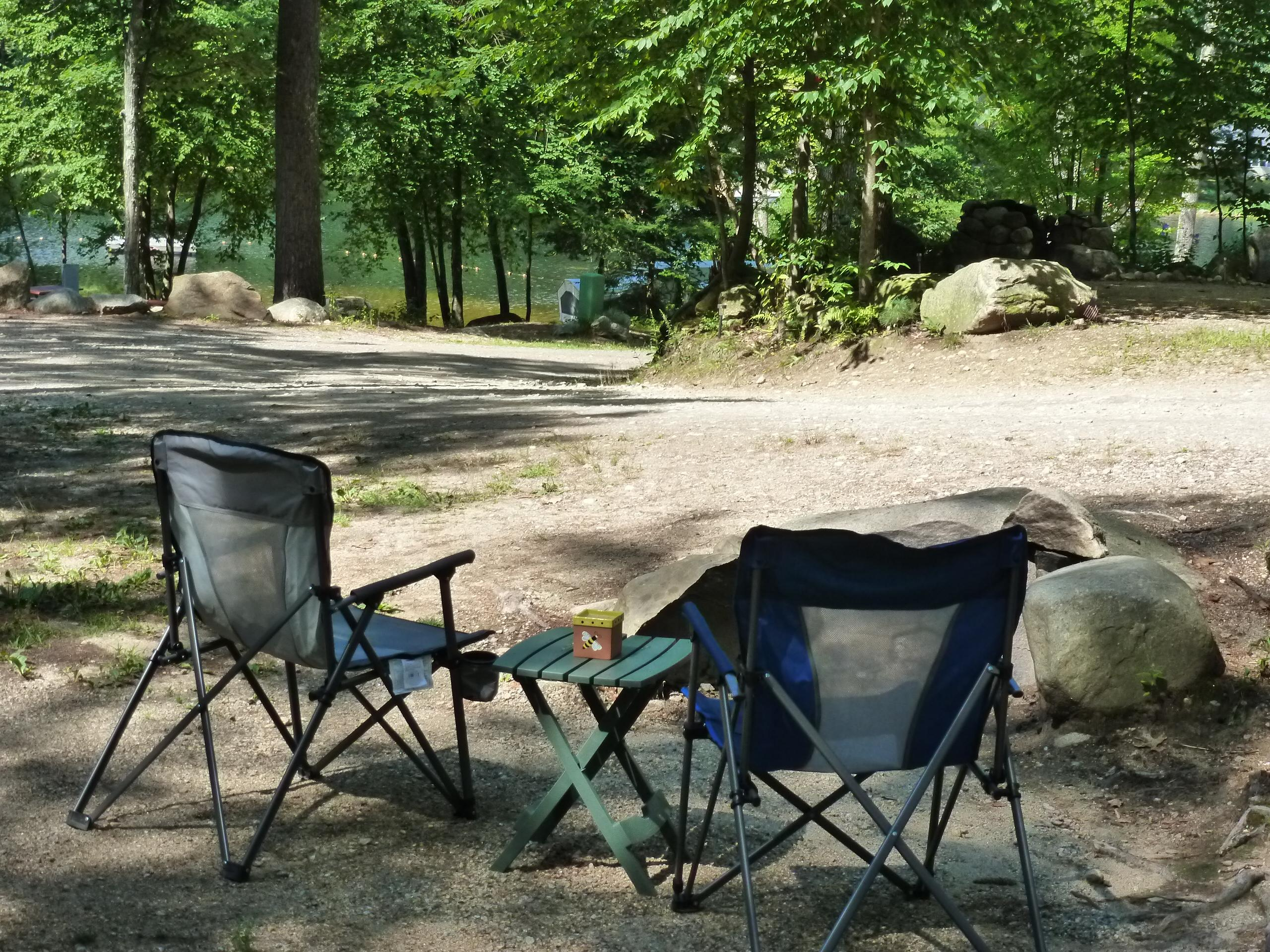 Barrington Shores Campground