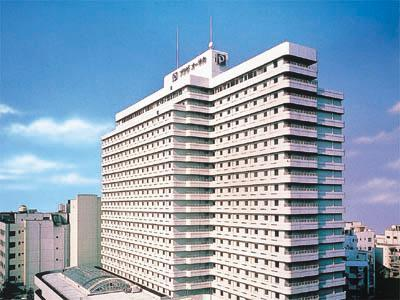 Hotel Plaza Osaka