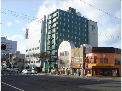 Aomori Green Park Hotel