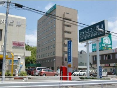 Hotel Econo Kameyama