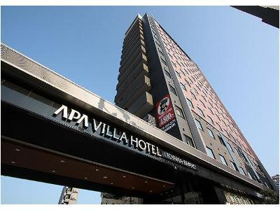 APA VILAA Toyama-ekimae Hotel
