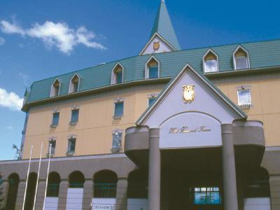 Hotel Naturwald Furano