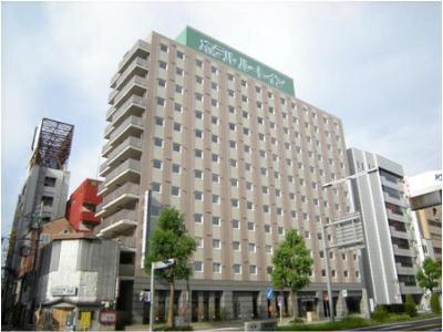 Route Inn Nagoya Imaike Ekimae
