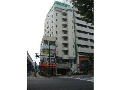 Hiroshima Ekimae Green Hotel