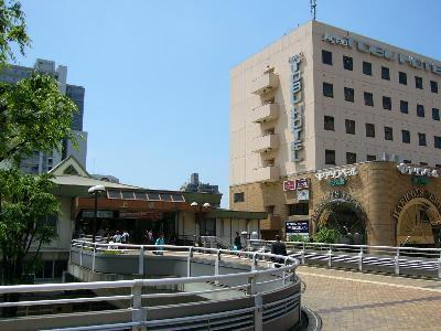 Ageo Tobu Hotel