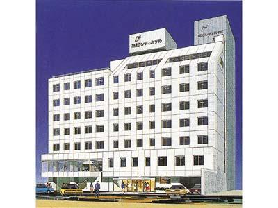 Takamatsu Cityi Hotel