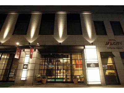 Hotel JAL City Yotsuya Tokyo