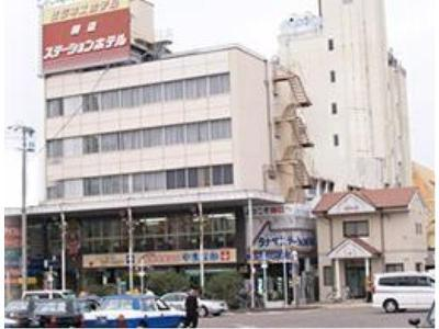 Tanabe Station Hotel