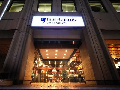 Hotel Com's Osaka