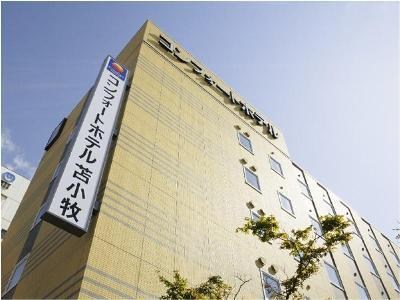 Comfort Hotel Tomakomai