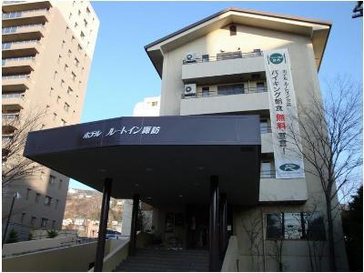 Hotel Route Inn Suwa