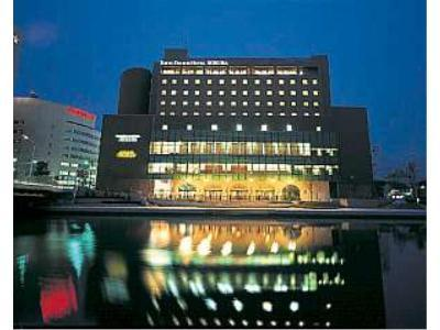 Hotel Crown Palace Kokura