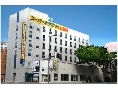 Super Hotel Aomori