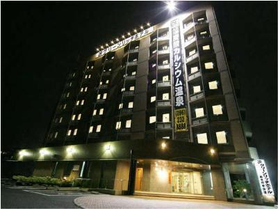 Green Rich Hotel Aso Kumamoto Airport