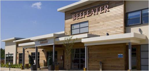 Eureka Park Beefeater Grill
