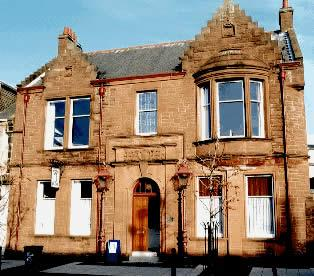 Irvine Burns Club