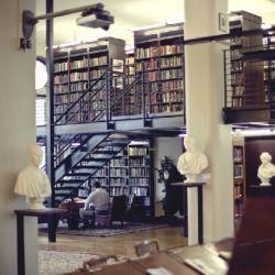 The Mercantile Library