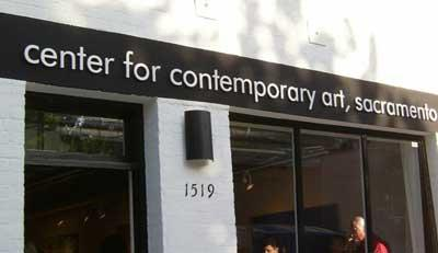 Center for Contemporary Art, Sacramento