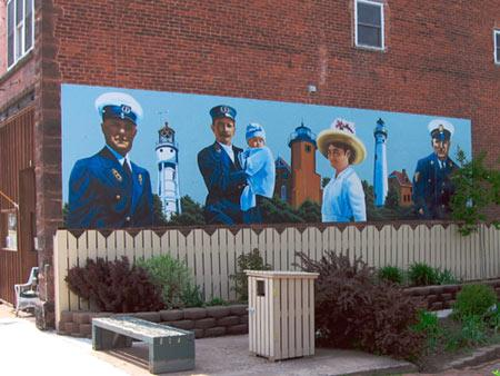 The Mural Walk in Ashland