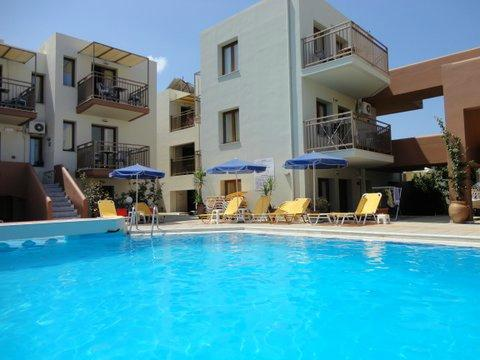 Hotel Alexandros M