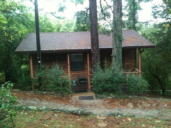 Pine lodge campground reviews deals eureka springs Cabins eureka ca