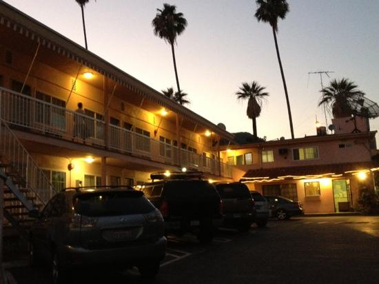 Hollywood La Brea Motel
