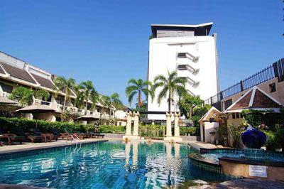 Lantana Pattaya Hotel & Resort