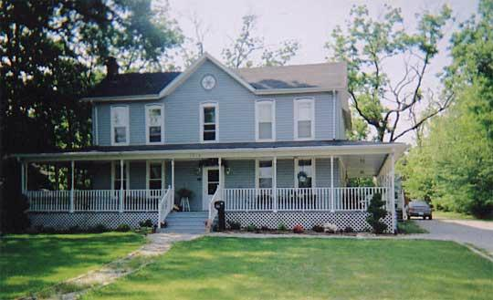 ‪Brashear House Bed & Breakfast‬