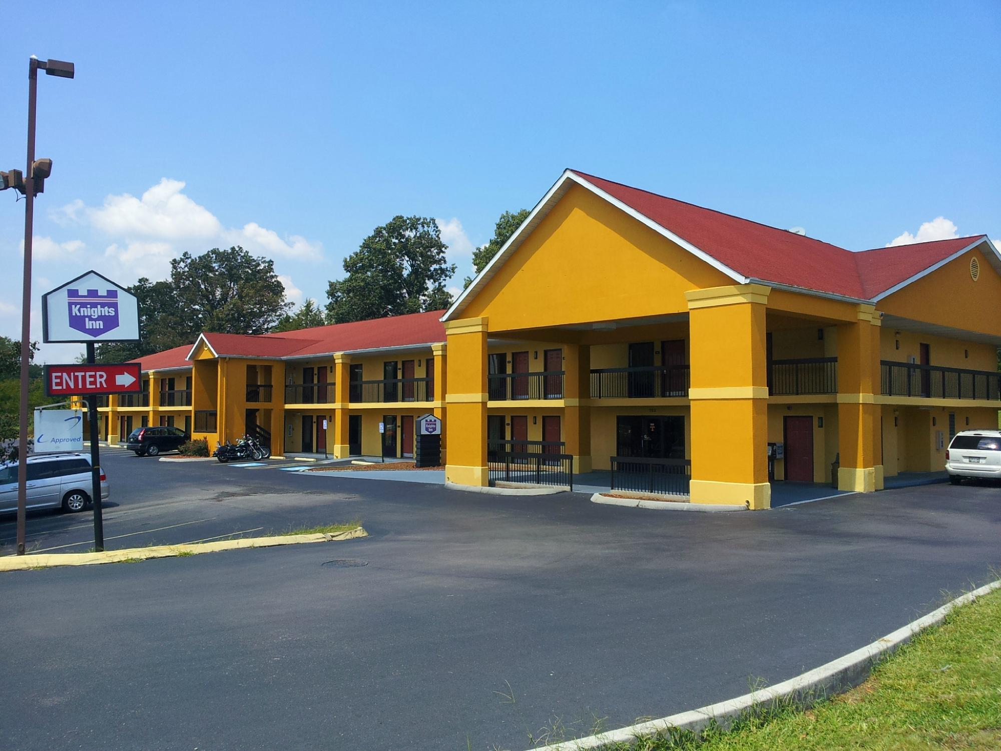 Americas Best Value Inn-Knoxville East/Strawberry Plains