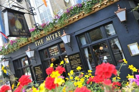 ‪The Mitre in Greenwich‬