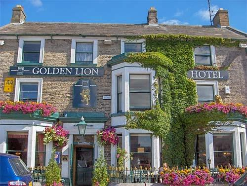 The Golden Lion Hotel