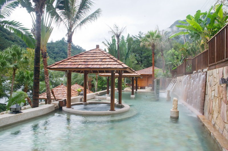 Bali Nature Spa Hot Spring Resort