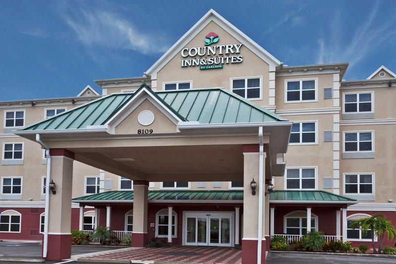 Country Inn & Suites Tampa Airport N