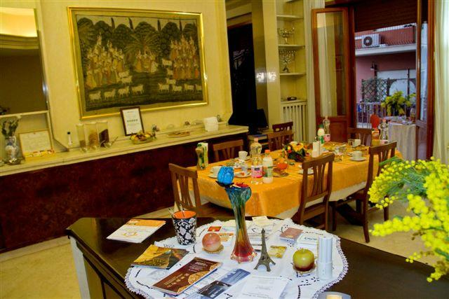 The Home in Rome Kosher Bed and Breakfast