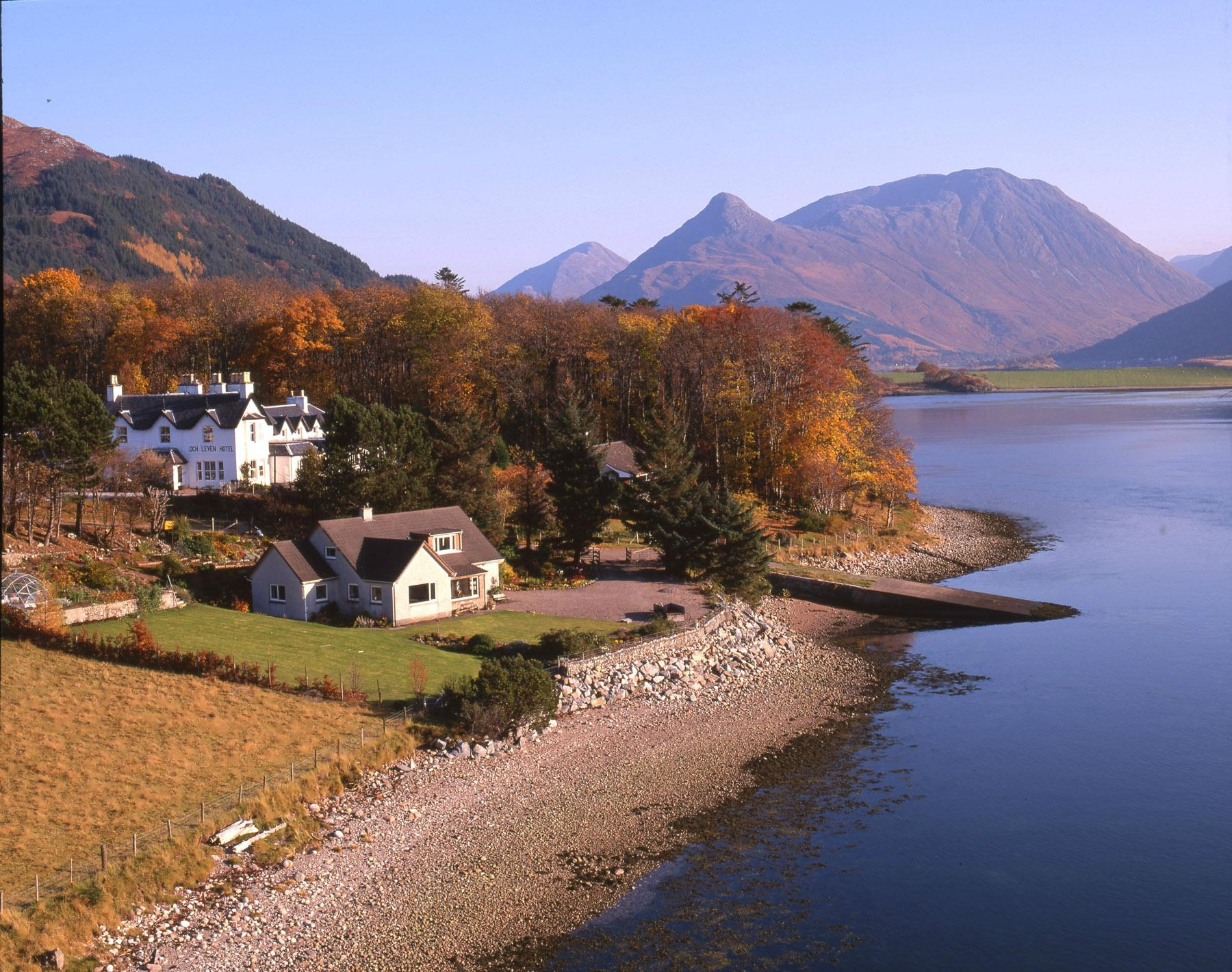 The Loch Leven Hotel