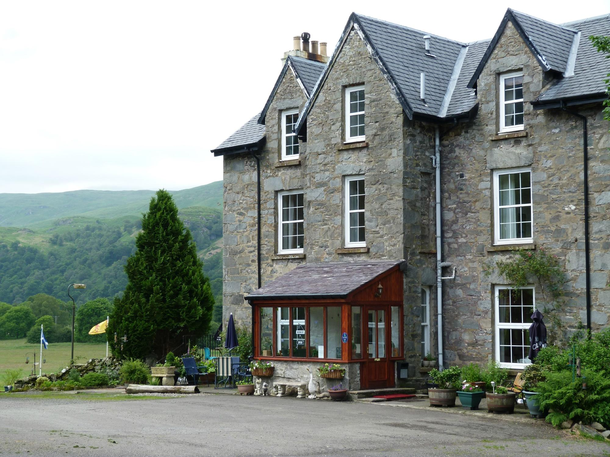 Suie Lodge Hotel