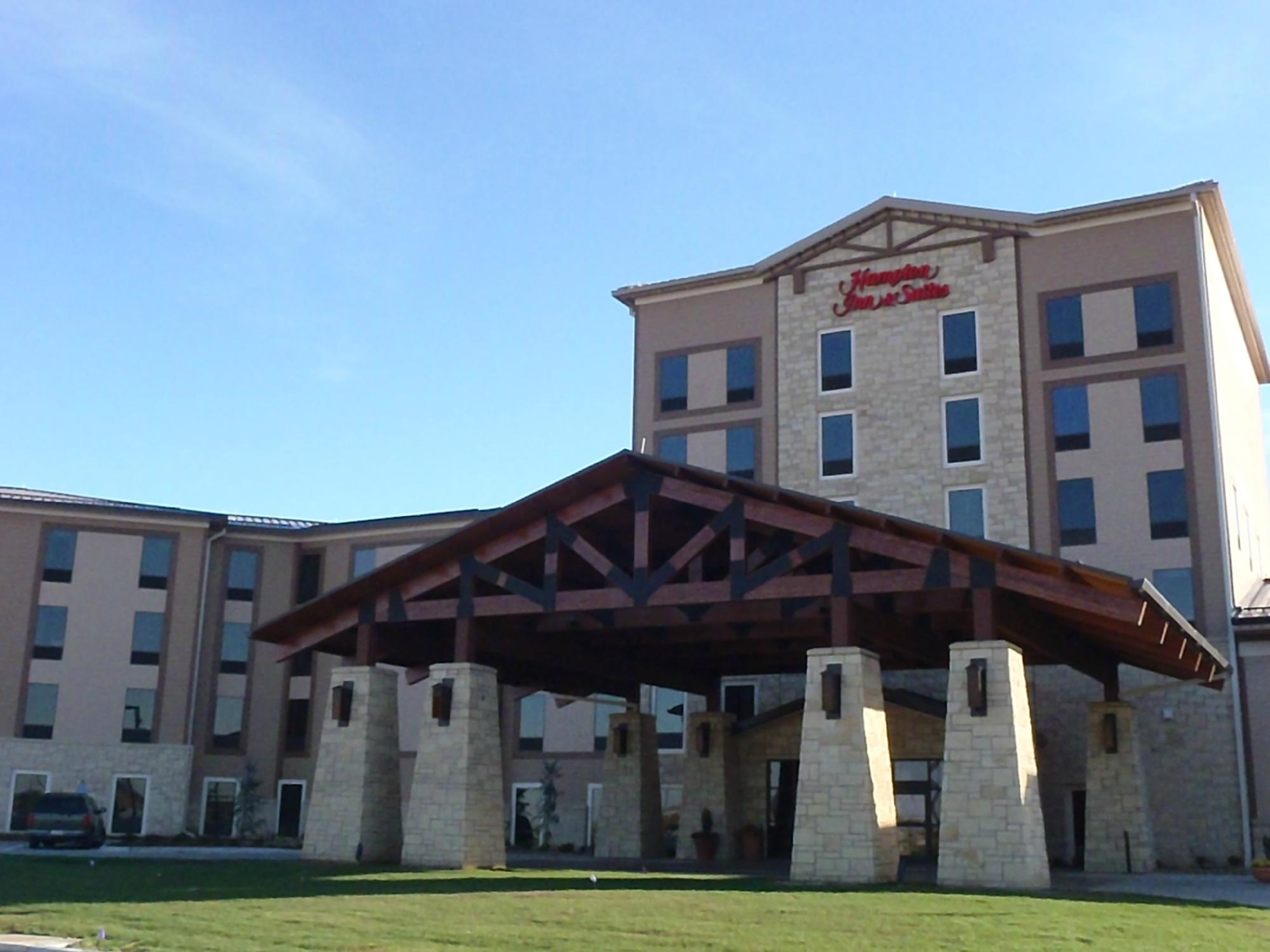 Hampton Inn & Suites I-35 / Mulvane
