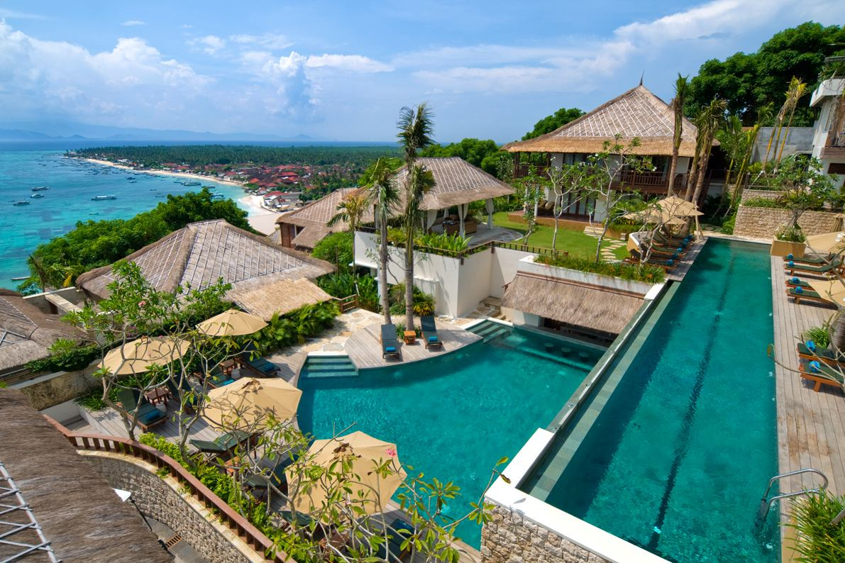 ‪Batu Karang Lembongan Resort & Day Spa‬