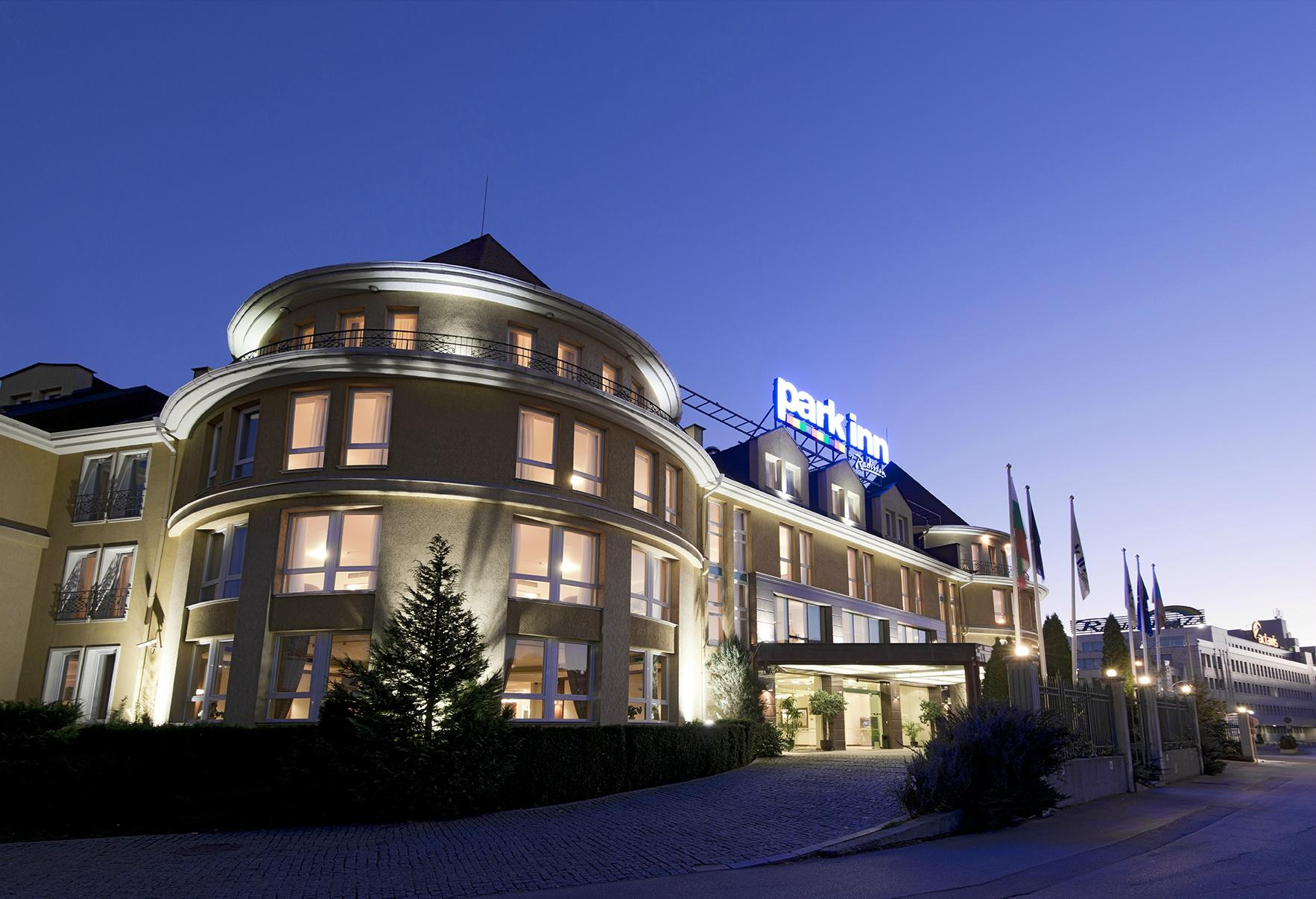 ‪Park Inn by Radisson Sofia‬