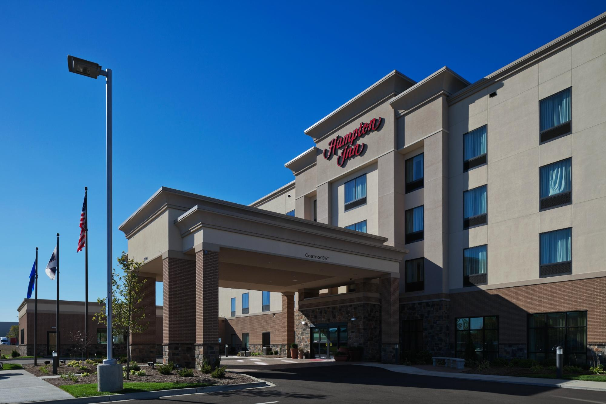 ‪Hampton Inn Beloit‬