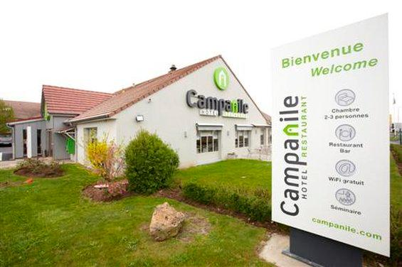Hotel Campanile Evry Ouest - Corbeil Essonnes