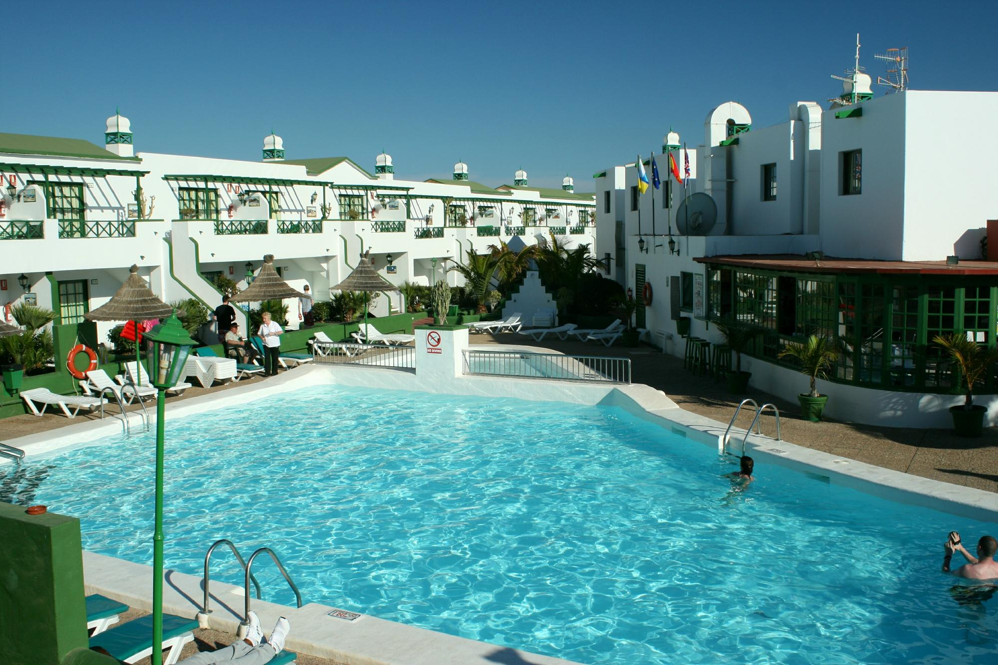 Playa Pocillos Apartments