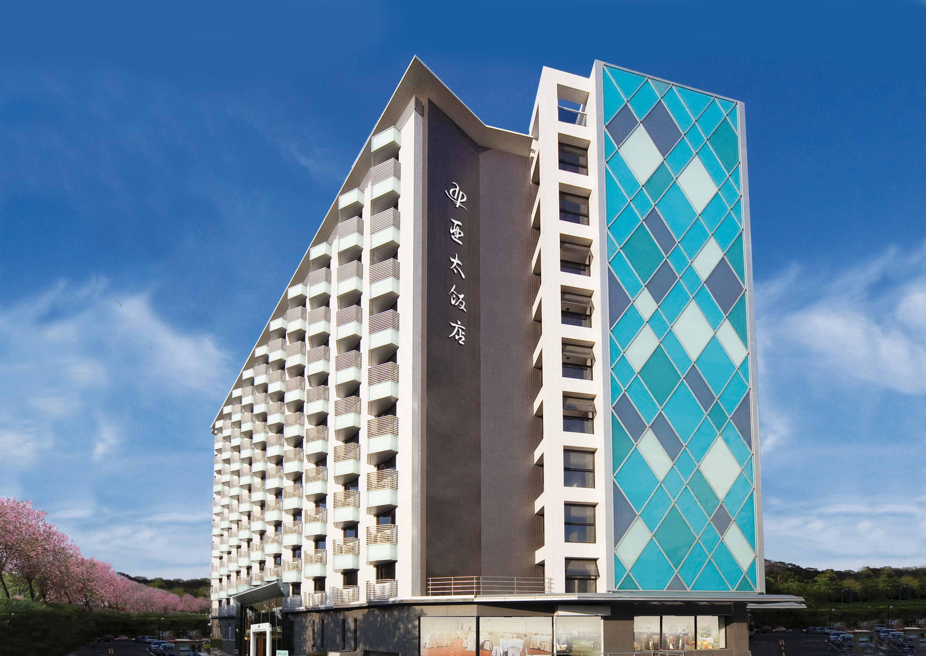Asian Pacific Hotel