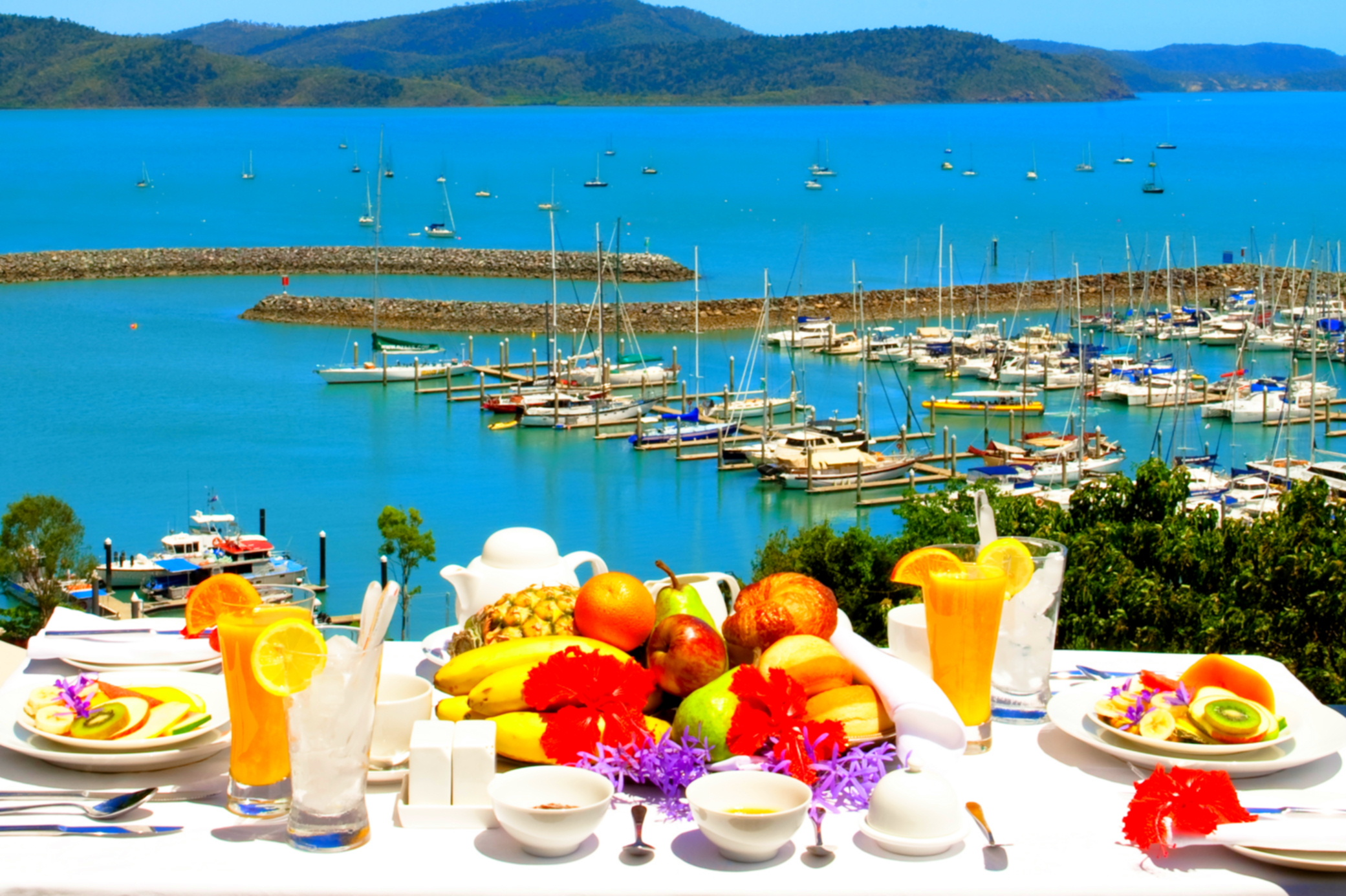Whitsunday Moorings Bed and Breakfast