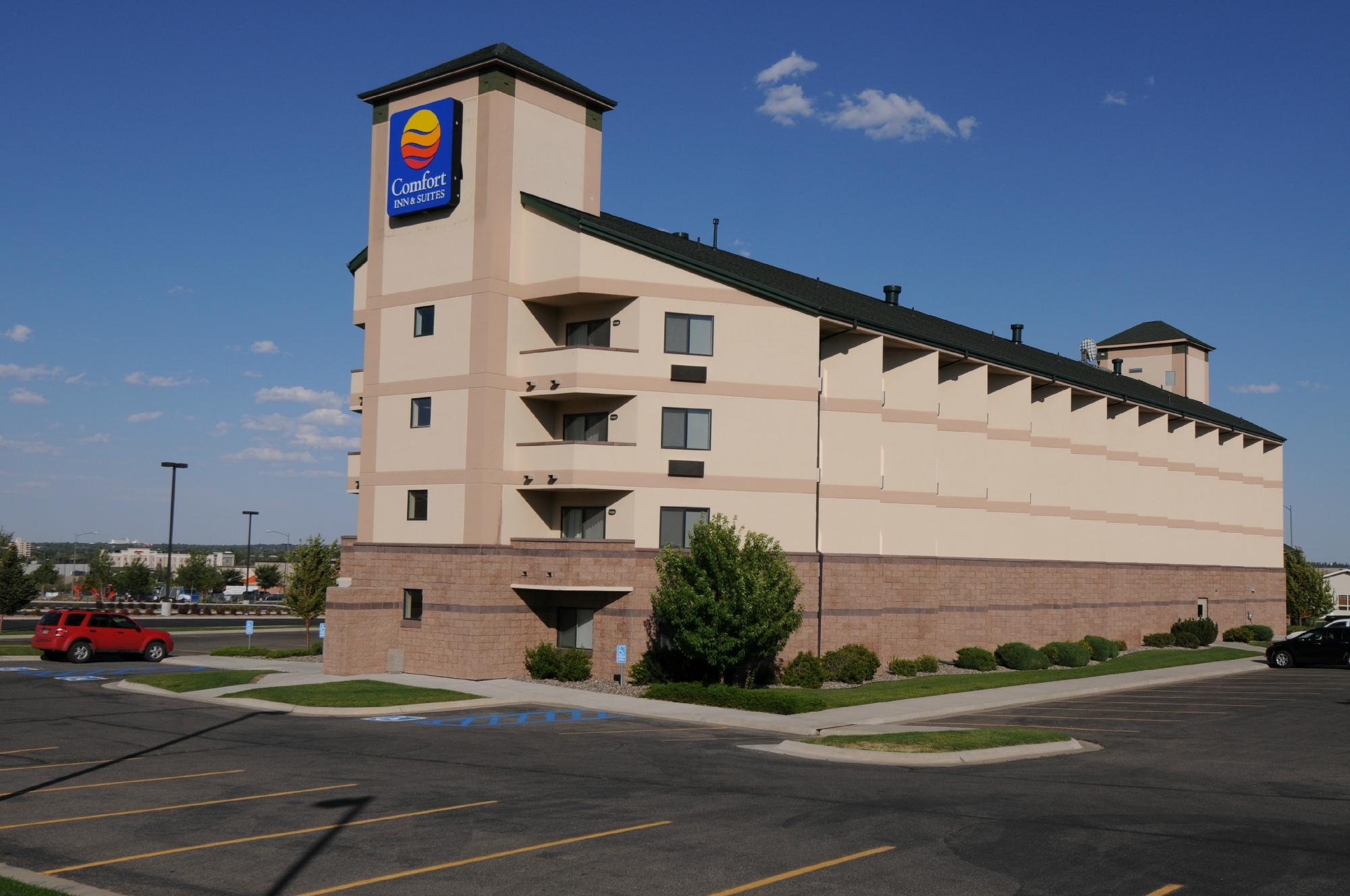 Comfort Inn & Suites Market Place Great Falls