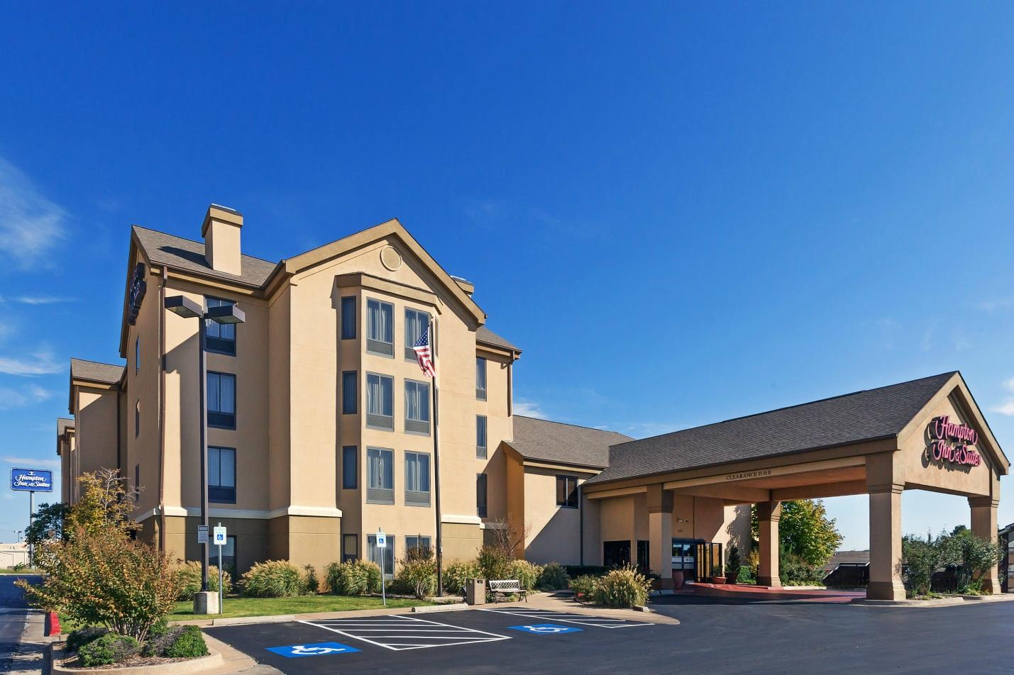 ‪Hampton Inn & Suites Tulsa-Woodland Hills 71st-Memorial‬